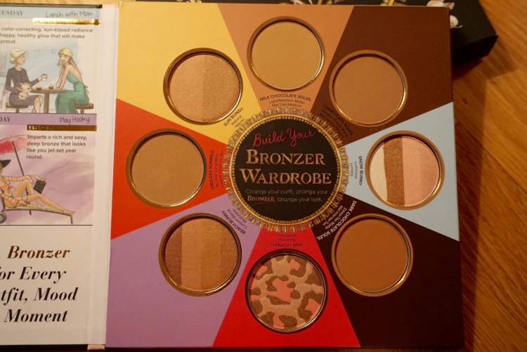 Too Faced - Little Black Book of Bronzers