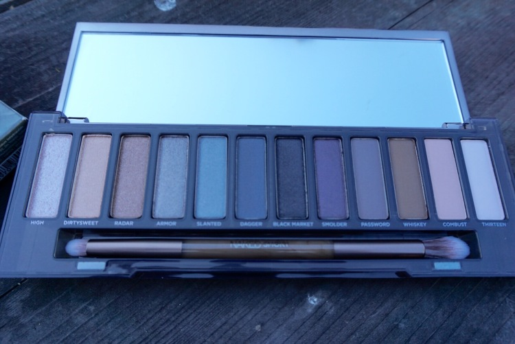 Urban Decay - Naked Smoky Palette