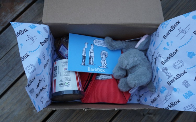 July 2015 BarkBox