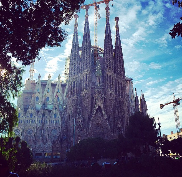 Antoni Gaudi's Incredible Sagrada Familia