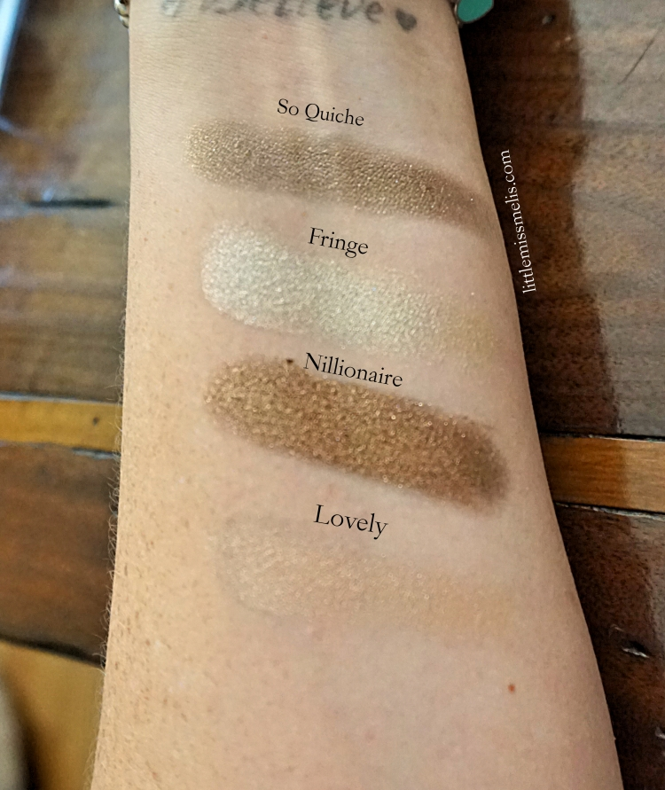 ColourPop Super Shock Shadows -