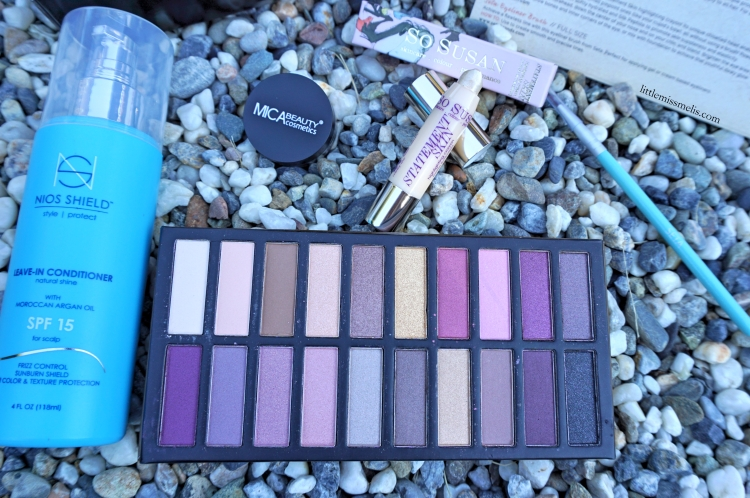 BoxyCharm August 2015
